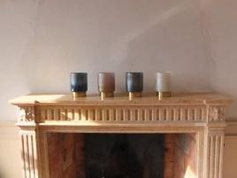 France castle fireplace mantel