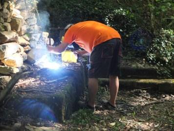 Ulysse welding spring