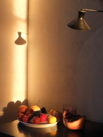 Kitchen autumn light