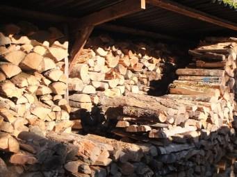 Wood Stack Storage