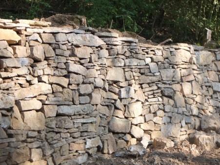 Wall Chasse Restoration