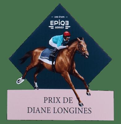 Le Domaine Marc JAMBON et FIls représenté au Grand Prix de Diane 2017