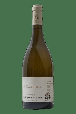 Mâcon-Pierreclos Le Carruge - Domaine Marc JAMBON et Fils