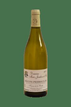Mâcon-Pierreclos Blanc Terroir de la Roche 2017 - Domaine Marc JAMBON et Fils à PIERRECLOS.