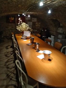 Caveau de dégustation - Domaine Marc JAMBON et Fils à PIERRECLOS