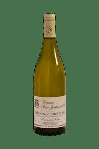 """Mâcon-Pierreclos Blanc """"Terroir de la Roche"""" - Domaine Marc JAMBON et Fils à Pierreclos"""