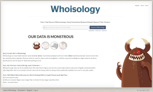 Whoisology