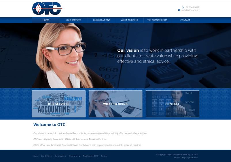 OTC Homepage