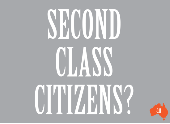 Second Class Citizens