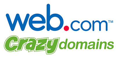 web.com buy purchase crazy domains