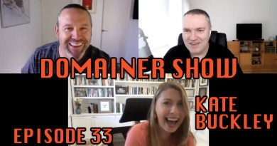 Domainer Show – Episode 33 with Kate Buckley from BuckleyMedia.com