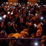 Thousands of Hungarians revolt against Internet tax