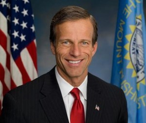 U.S. Senator John Thune (R-S.D.), chairman of the Senate Committee on Commerce, Science, and Transportati