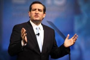 Sen. Ted Cruz (R-Texas)