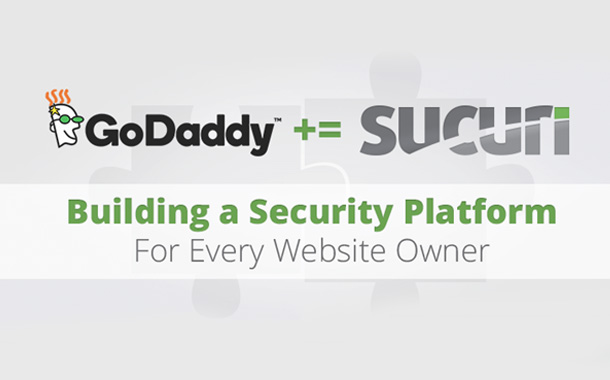 GoDaddy Launches New Website Security Products After Sucuri Aquisition