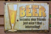 PhotoMeme.org: Beer, because your friends just aren't that interesting!