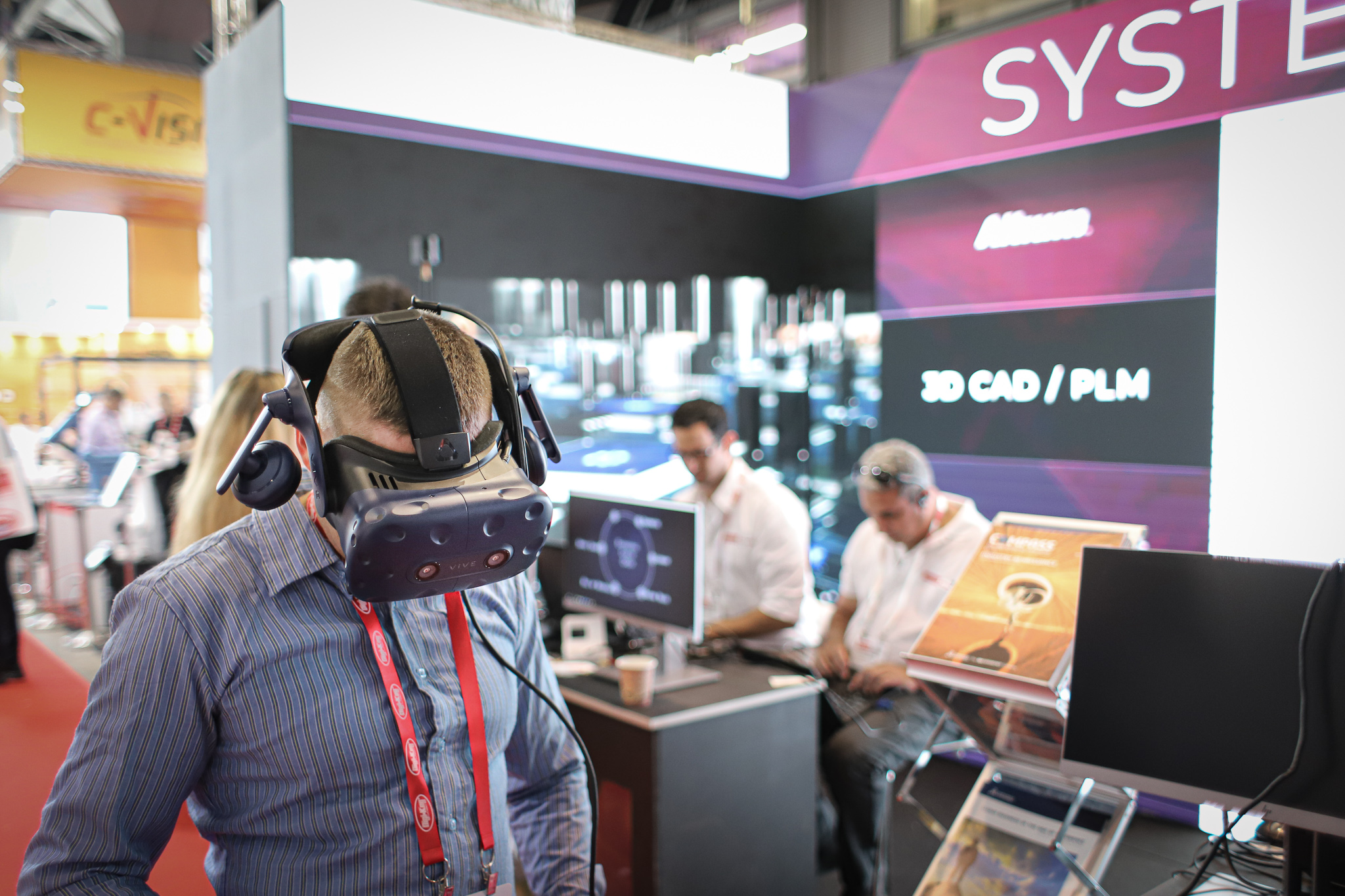 Virtual and augmented reality at New Tech 2019