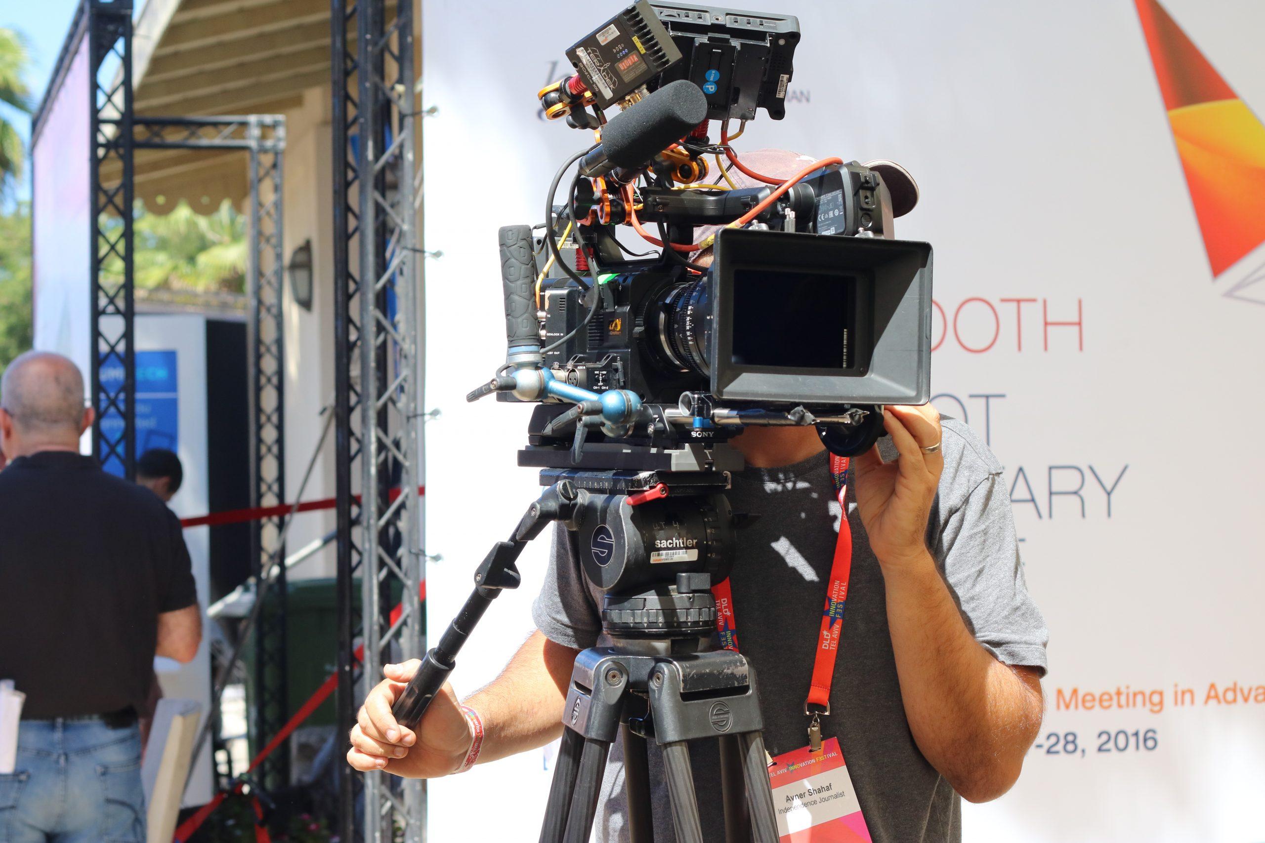 Media Webcasting