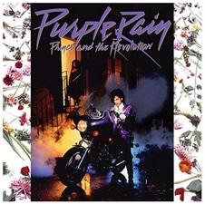 Image of Purple Rain album cover by Prince
