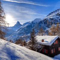 10 OF THE MOST STUNNING SKI CHALETS AROUND THE WORLD