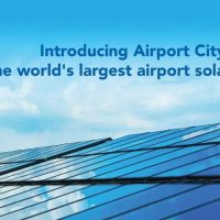 World's-largest Airport Solar Farm Arriving at EIA — Gateway Gazette