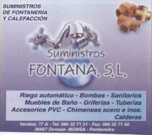 instalaciones fontaneria