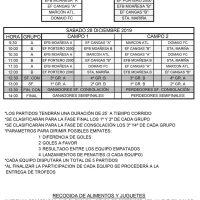 Torneo Patada Solidaria - Prebenjamin e Infantil