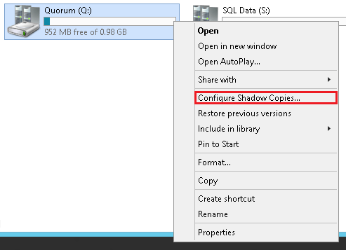 Microsoft VSS: Volume Shadow copy Service Overview