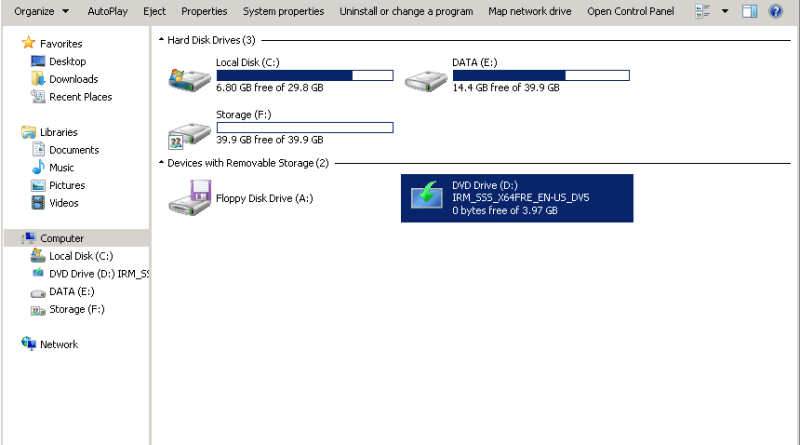 Migrate Active Directory Services from Windows 2008 to 2012 R2 Part 1