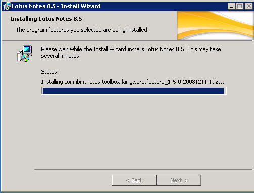 domalab.com configure Domino lotus notes progress