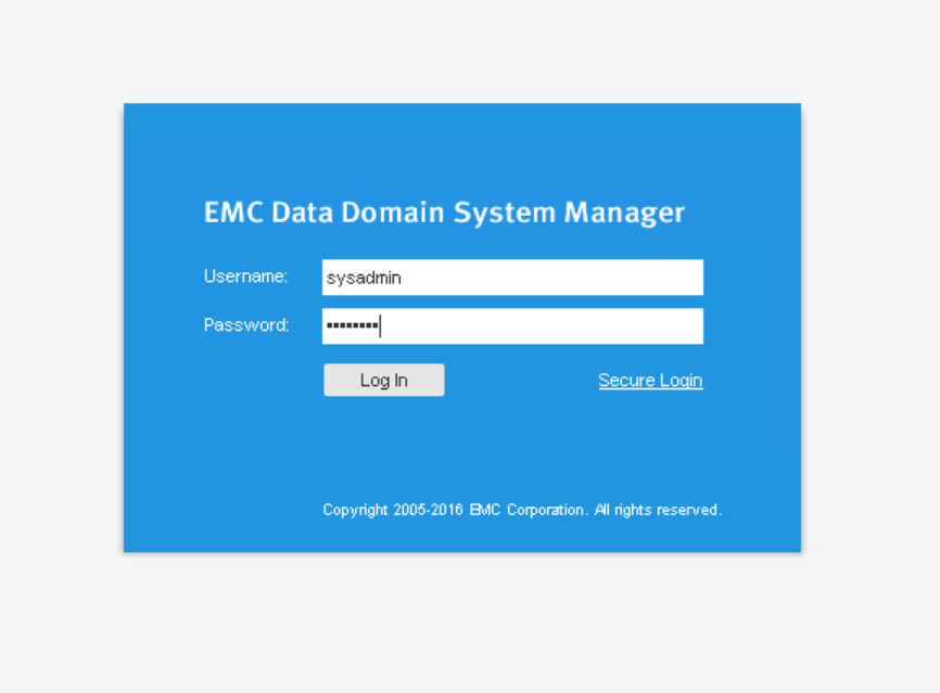 Data Domain Ve Install And Configuration 187 Domalab