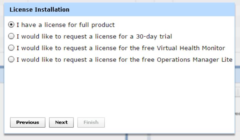 domalab.com Turbonomic setup license
