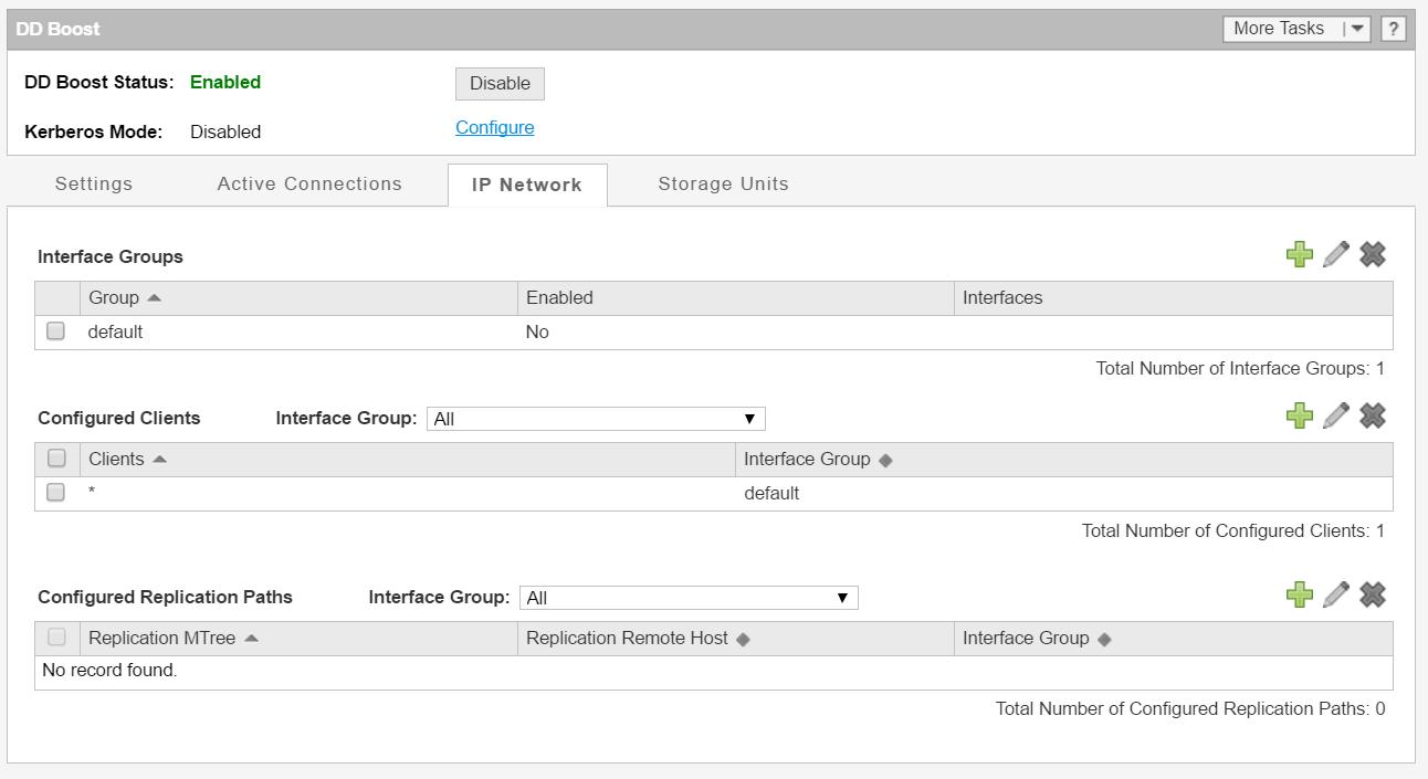 domalab.com DD Boost IP configuration