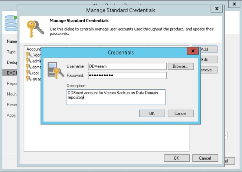 domalab.com Data Domain Repository credentials