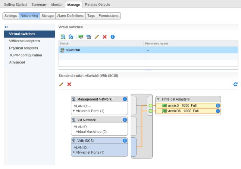 domalab.com VMware vSphere VMkernel vnic