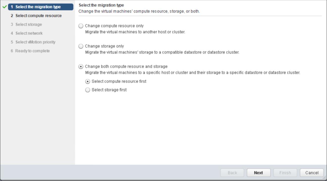 domalab.com VMware vMotion compute and storage