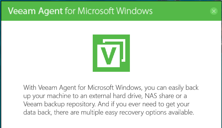 Overview of Veeam Agents for Windows and Linux