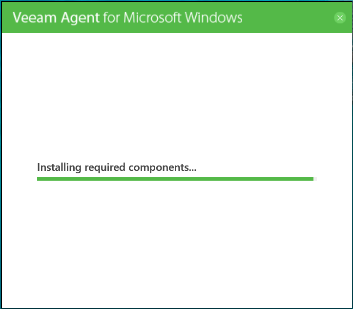 domalab.com Veeam Agents install components