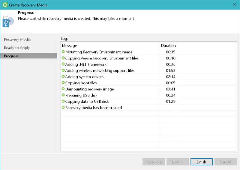 Veeam Agent for Windows 12