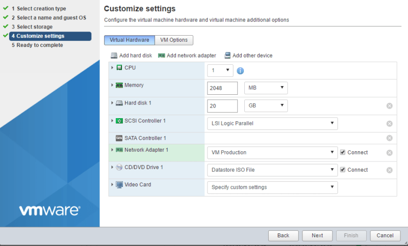 domalab.com Install ClearOS Customize settings