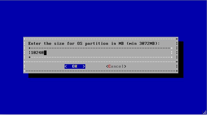 Install NAS4Free VMware ESXI 12