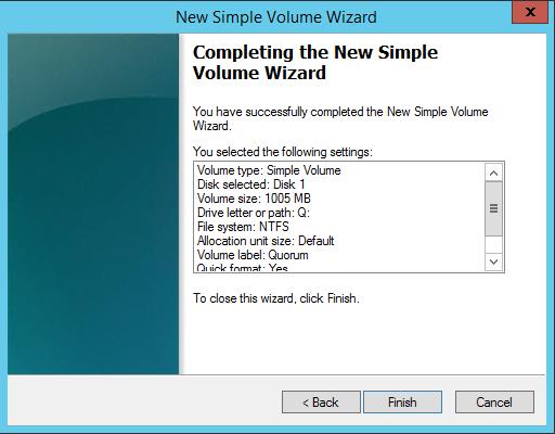 domalab.com NAS4Free iSCSI target simple volume wizard