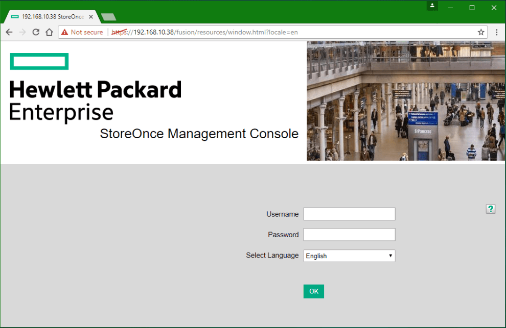 Install HPE StoreOnce VSA on VMware ESXi 6 Part 2 » domalab