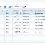 Connect HPE StoreVirtual volume to VMware vSphere
