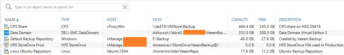 Linux Backup repository ubuntu
