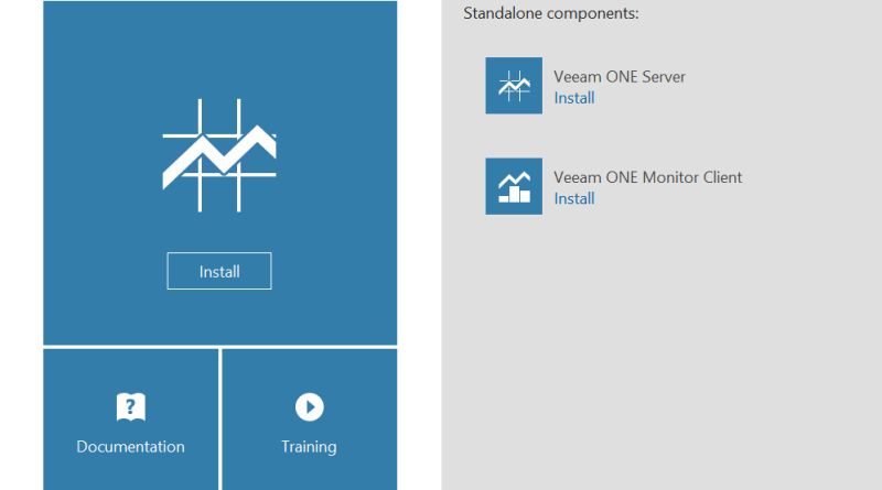 Overview of Veeam ONE deployment and configuration