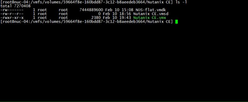 domalab.com Create VMware Disk Descriptor file 02