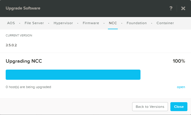domalab.com Configure Nutanix upgrade NCC upgrading
