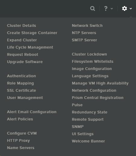 domalab.com Configure Nutanix Time Server Settings