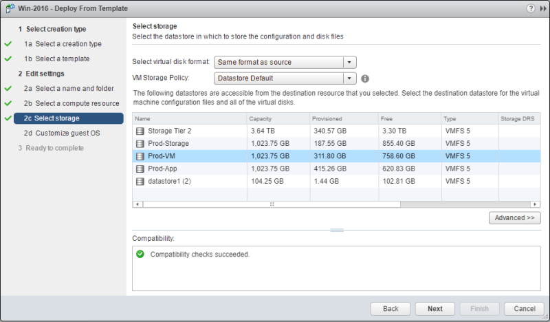 domalab.com VM Template storage